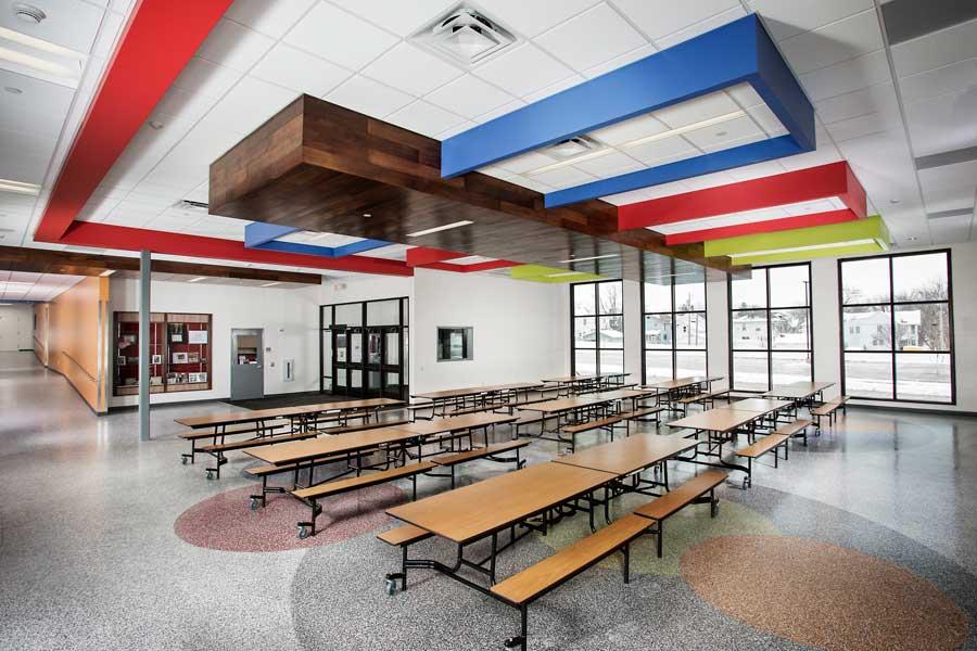 Jefferson Elementary School Feh Design