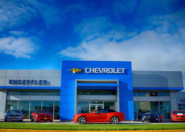 Knoepfler Chevrolet Feh Design