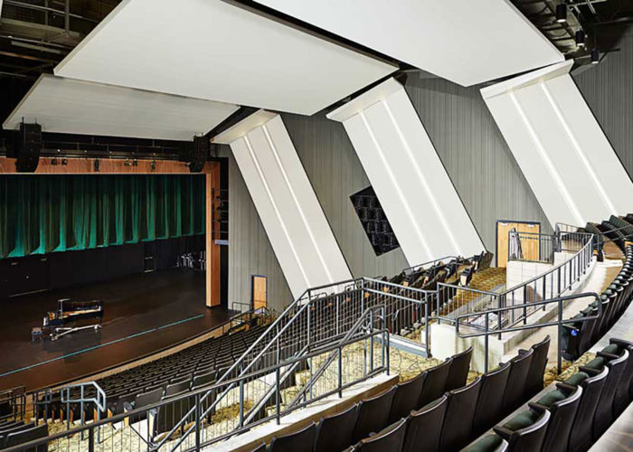 How To Design Spaces For People With >> Hempstead High School – FEH Design