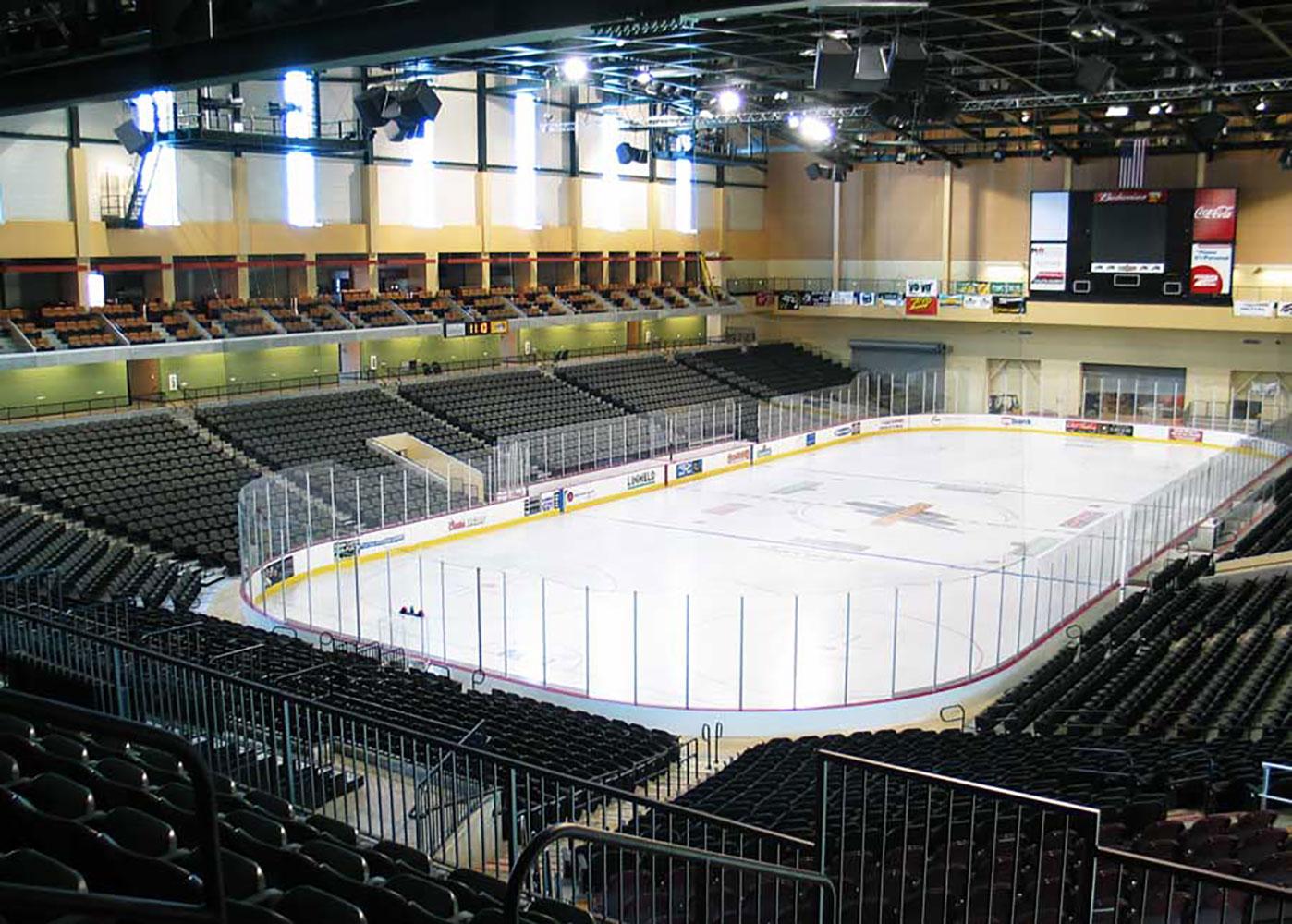 Tyson Events Center Feh Design